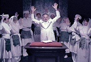 Image result for Mormon temple ritual